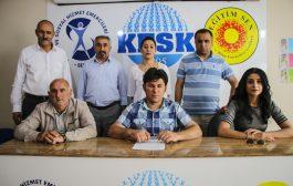 KESK Van Şubeler Platformu Kamu Emekçilerine Yönelik Saldırıları Kınadı