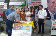 Zonguldak Şubemizden Eğitim-Sen Standına Ziyaret