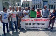 İstanbul Şubelerimizden İşten Atıldığı İçin 116 Gündür Direnen Kenan Güngördü'ye Dayanışma Ziyareti