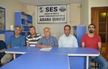 ADANA; SAĞLIK VE SOSYAL HİZMET EMEKÇİLERİNİN TALEPLERİ TORBA'YA SIĞMAZ