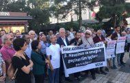 KAYSERİ'DE 3.HAVALİMANI İŞÇİLERİ İLE İLGİLİ BASIN AÇIKLAMASI YAPILDI