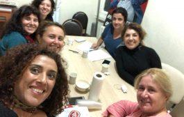 Şişli Şube Kadın Meclisimiz Atölye Çalışması Yaptı