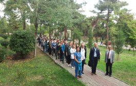 Doktor Fikret Hacıosman Öldürüldüğü Hastane Önünde Anıldı
