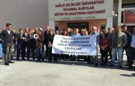 Bakırköy Şubemiz Bağcılar Eğitim ve Araştırma Hastanesi'ndeki Sağlık Emekçilerine Yönelik Şiddeti Kınadı