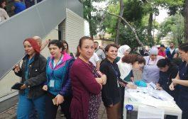 İstanbul Bakırköy Şubemiz Yıpranma Payı İçin İmza Kampanyası Başlattı