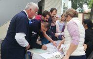 Bakırköy Şubemiz Yıpranma Payı İçin Hastanelerde İmza Kampanyasına Devam Ediyor