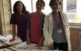 Dışkapı Çocuk Hastanesi'nde Yıpranma Payı İçin İmza Kampanyası
