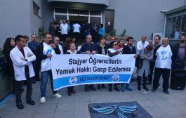 İzmir: Stajyer Öğrencilerin Yemek Hakkı Gasp Edilemez