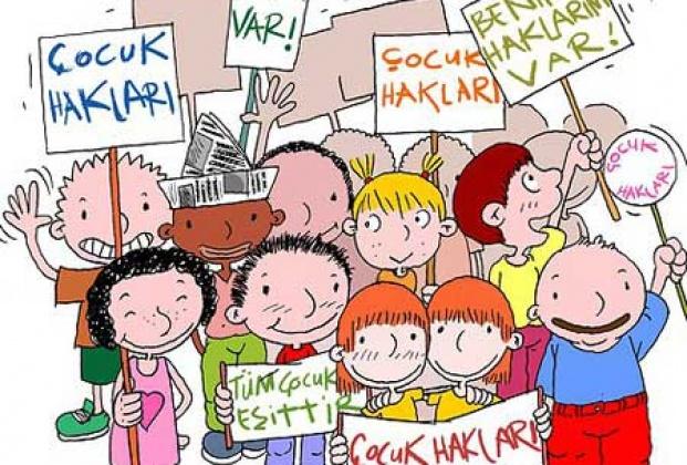 Bugün Dünya Çocuk Hakları Günü, Çocuk Gülüşlerinden Biz Sorumluyuz!
