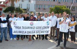 Adana: Sağlık Torba Yasa Teklifi Derhal Geri Çekilsin