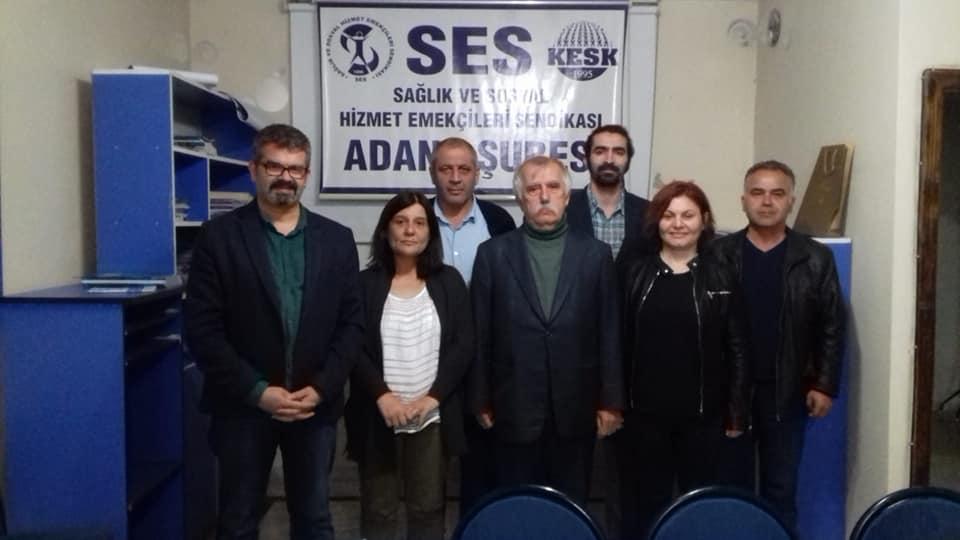 Adana: Yıpranma Payı İçin Mücadeleye Devam Diyoruz