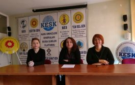 KESK Bursa Kadın Meclisi 25 Kasım Eylem ve Etkinlik Takvimini Açıkladı