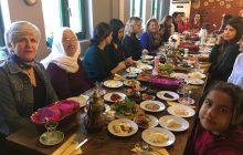 Diyarbakır Şubemiz Kadınlarla Kahvaltı Düzenledi