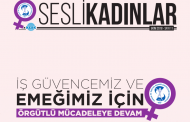 SES'li KADINLAR | Sayı:11 | Ekim2018