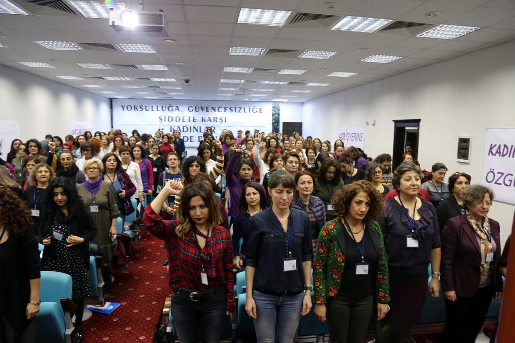 KESK Kadın Emeği ve İstihdam Çalıştayı Sonuç Bildirgesi