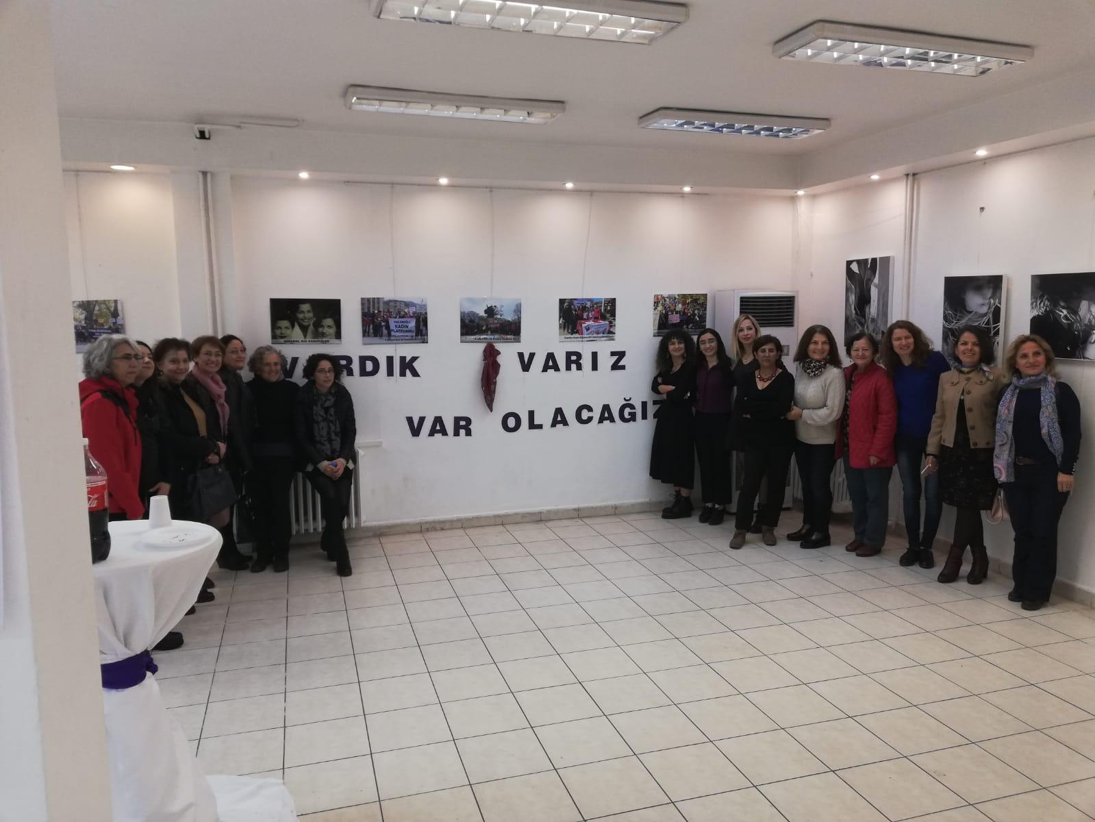 Karadeniz Ereğli'de 25 Kasım Etkinlikleri Başladı