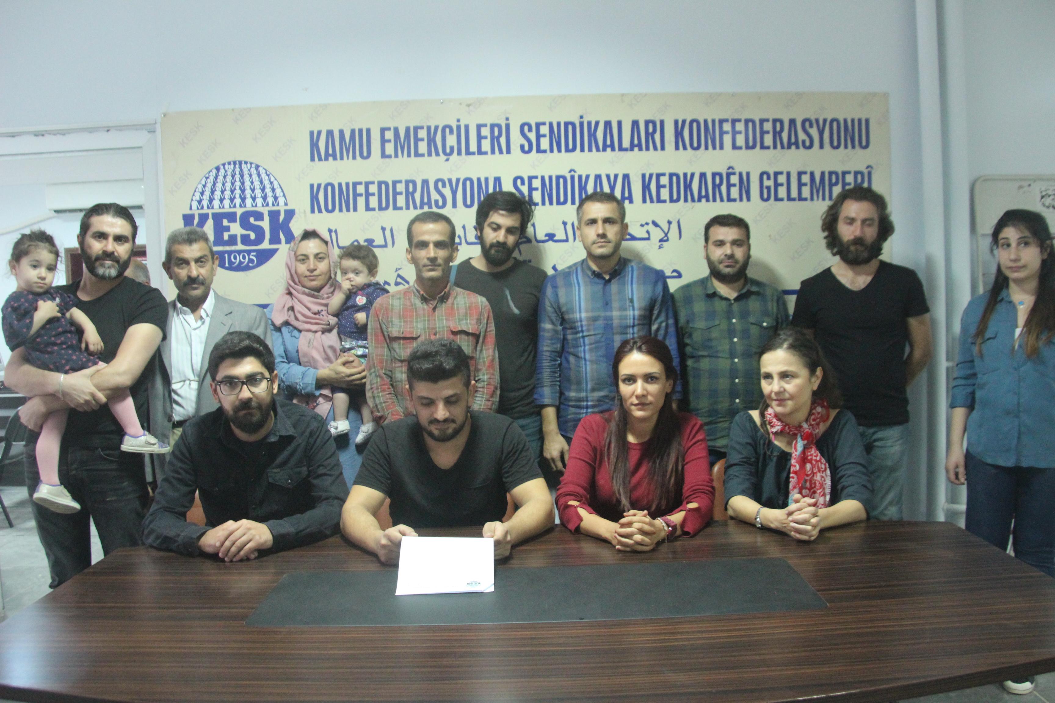 Mardin Şubemiz: 'Sağlıkta Şiddet Yasası' Teklifine Karşı Mücadele Edeceğiz