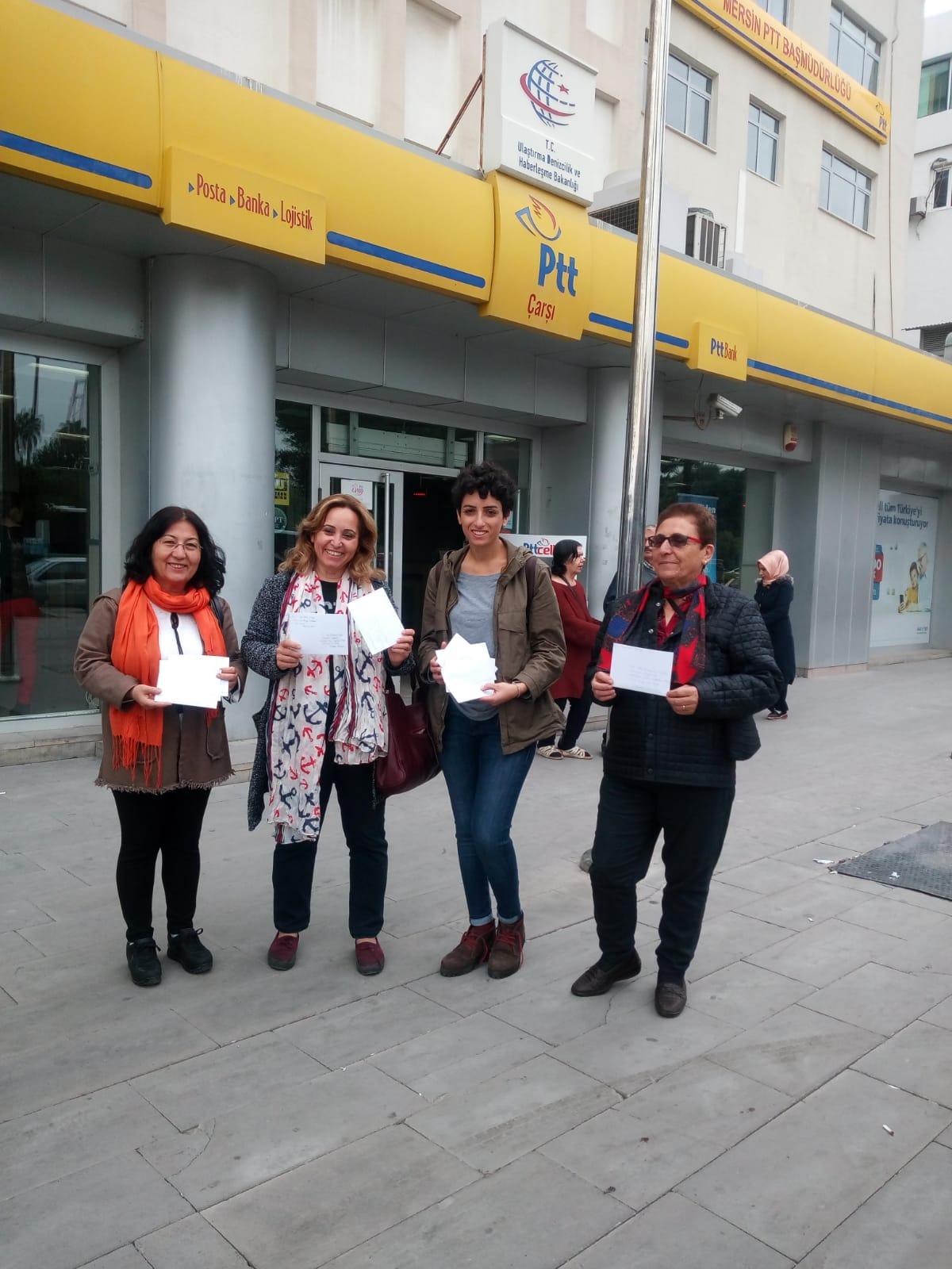 Mersin Kadın Platformu: Çocuk Hakları Sözleşmesi'nin İlkeleri Yerine Getirilsin