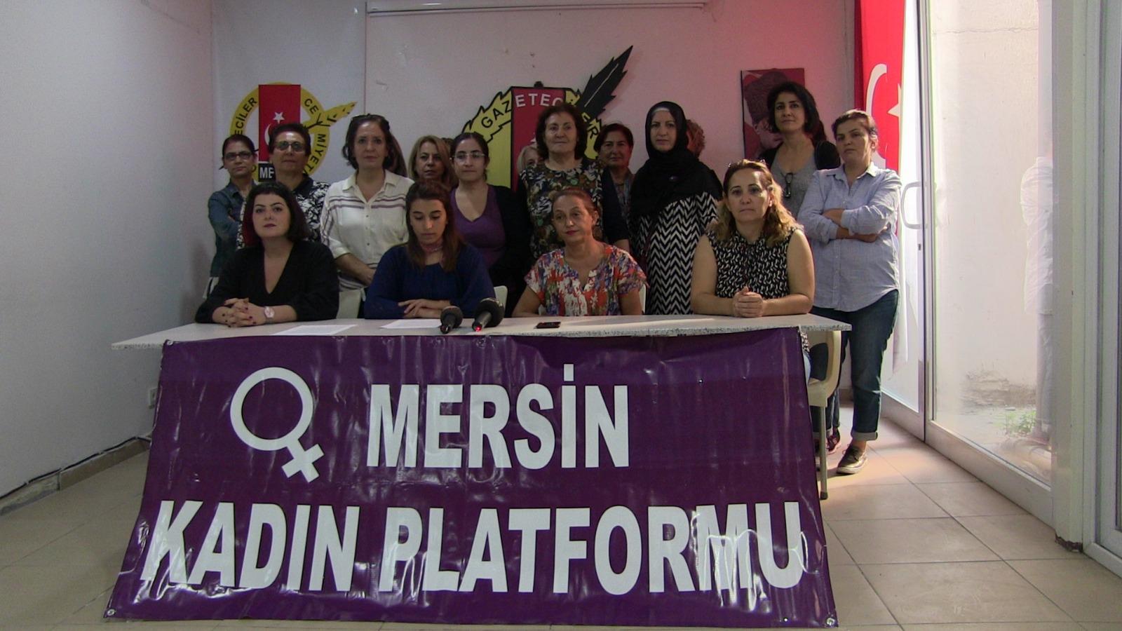 Mersin Kadın Platformu Mezitli Kent Konseyi'ni Uyardı: Kadınların İradesinin Yok Sayılmasına İzin Vermeyeceğiz