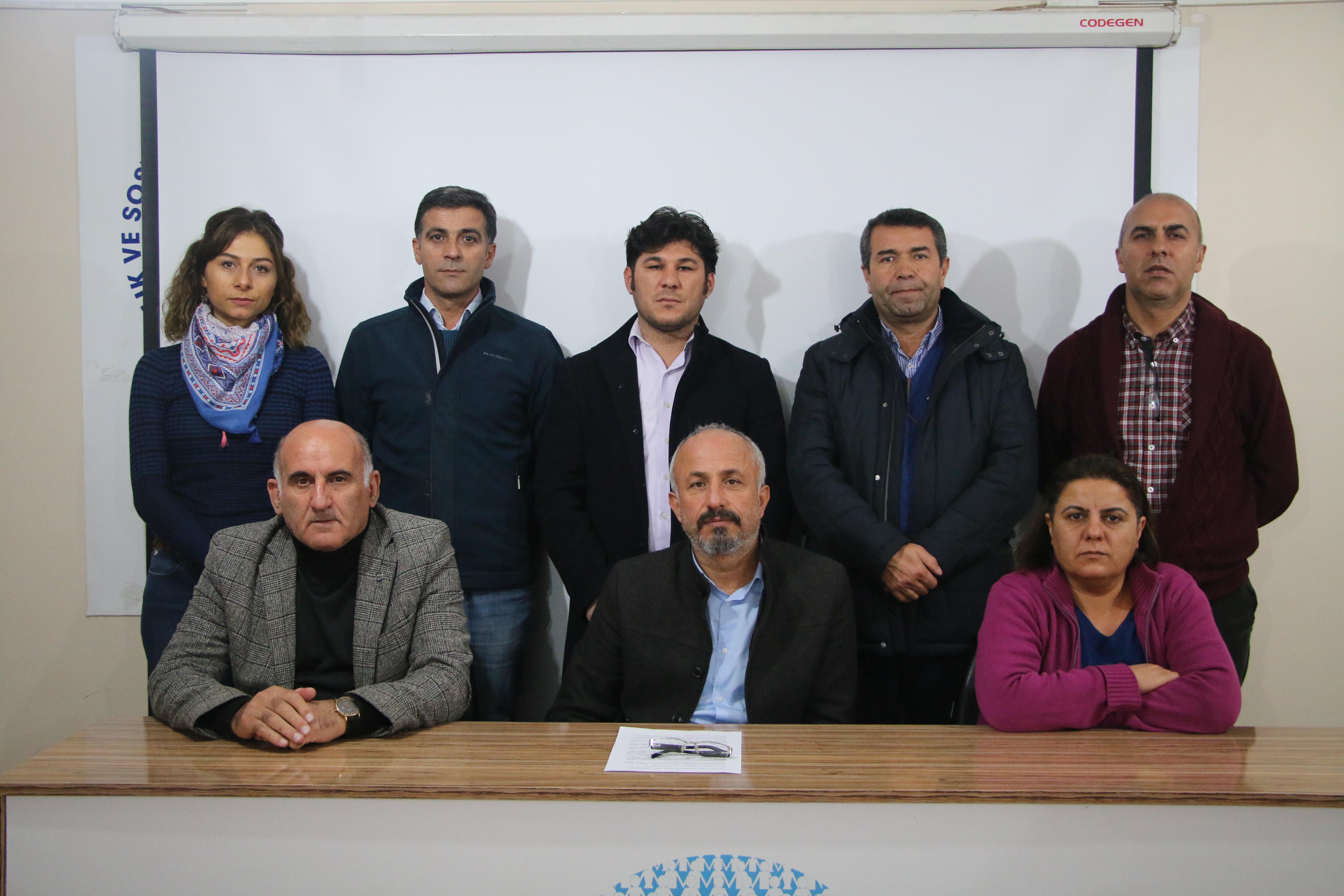 KESK Van Şubeler Platformu: Gözaltına Alınan Arkadaşlarımız Serbest Bırakılsın