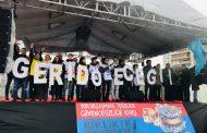 """""""Yoksullaşmaya, İşsizliğe, Güvencesizliğe Karşı Birlikte Mücadeleye"""" İzmir Bölge Mitingi'ni Gerçekleştirdik!"""