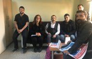 Şırnak'da 16 Aralık Diyarbakır Bölge Mitingi Çalışmaları Devam Ediyor