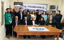 16 Aralık Diyarbakır Bölge Mitingi Çalışmaları Şanlıurfa'da da Devam Ediyor