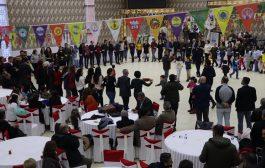 KESK'in 23. Yıldönümü Adıyaman'da Coşkuyla Kutlandı