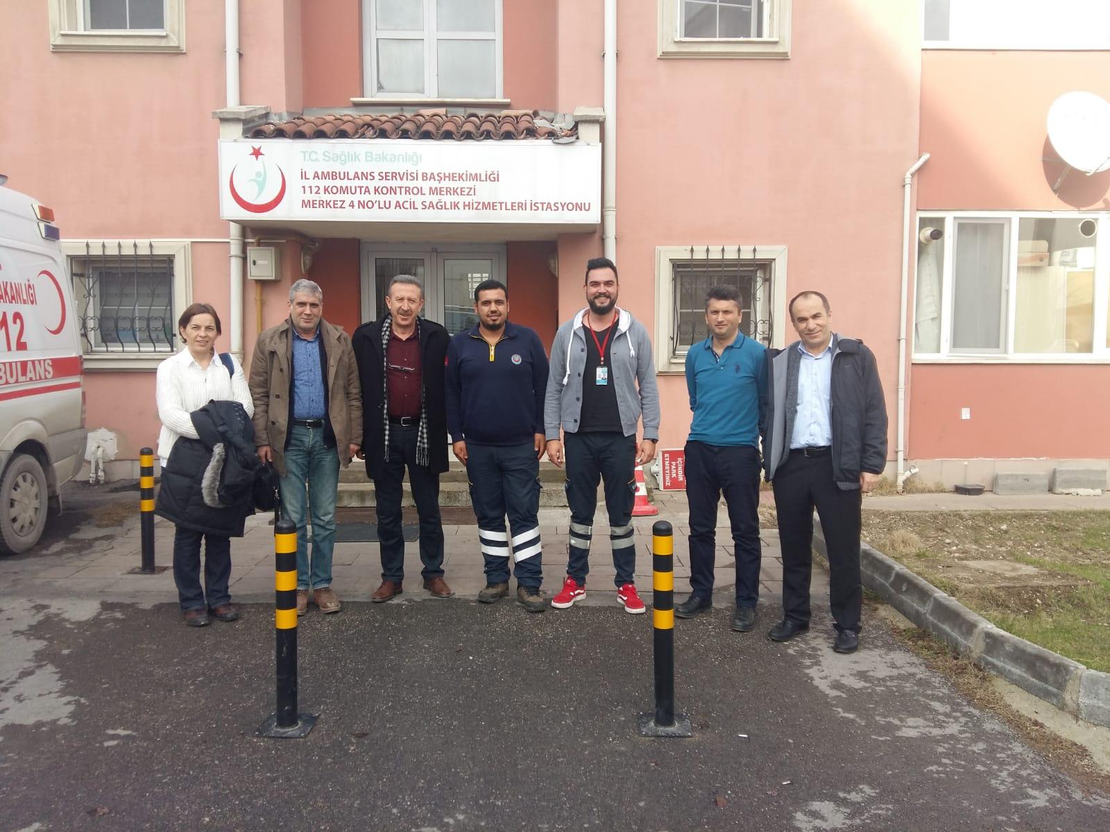 22 Aralık KESK İstanbul Bölge Mitingi İçin Bolu'da Çalışmalar Devam Ediyor