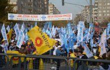Binler Diyarbakır Bölge Mitinginden Seslendi: Krizin Bedelini Ödemeyeceğiz!