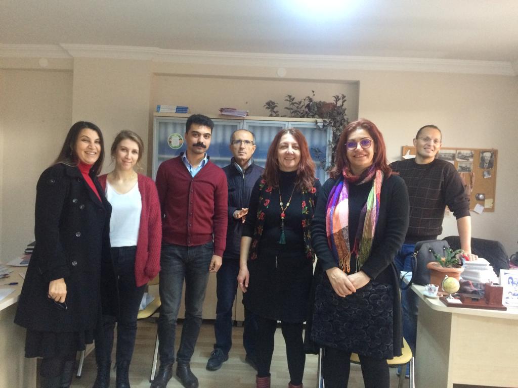22 Aralık KESK İstanbul Bölge Mitingi İçin Kırklareli'nde de Çalışmalar Devam Ediyor