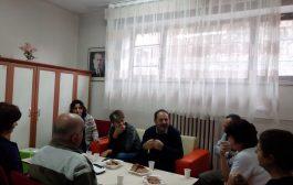 Malatya'da 16 Aralık Diyarbakır Bölge Mitingi İçin Çalışmalar Devam Ediyor