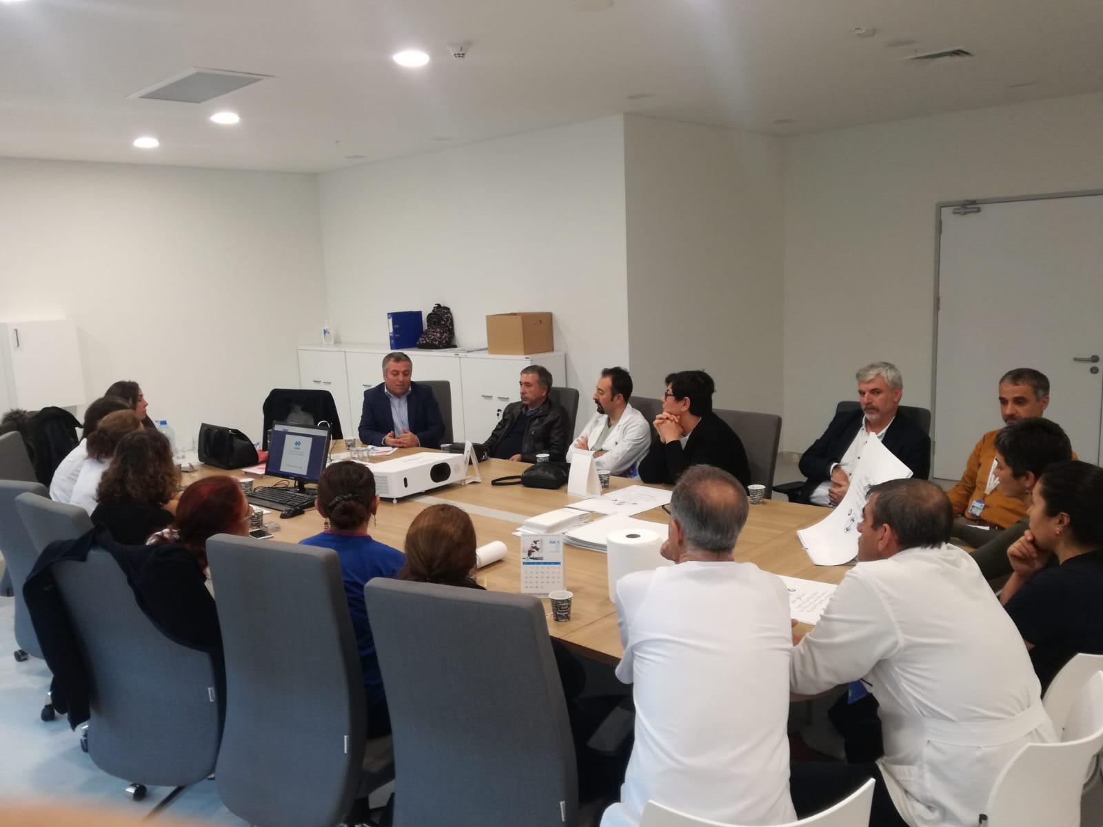15 Aralık Adana Mitingi İçin Mersin'de Çalışmalar Devam Ediyor