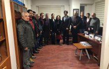22 Aralık KESK İstanbul Bölge Mitingi İçin Sakarya'da Çalışmalar Devam Ediyor