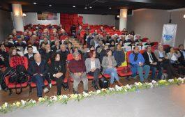 KESK'in 23. Kuruluş Yıldönümü Samsun'da Kutlandı