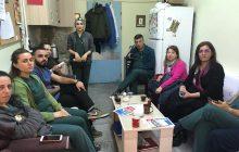 22 Aralık KESK İstanbul Bölge Mitingi İçin Tekirdağ'da da Çalışmalar Devam Ediyor