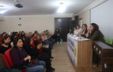 Van'da Kadınlar 25 Kasım Etkinliklerinde Buluştu