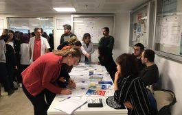 Çanakkale Şubemiz 3600 Ek Gösterge İçin İmza Kampanyası Düzenledi