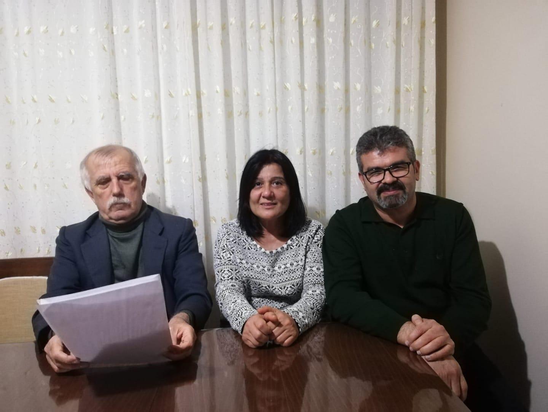 3600 Ek gösterge Kampanyasını Duyuran Adana Şubemiz: Sağlık ve Sosyal Hizmet Emekçilerinin Hakları İçin 2019 Yılında da Mücadeleye Devam!