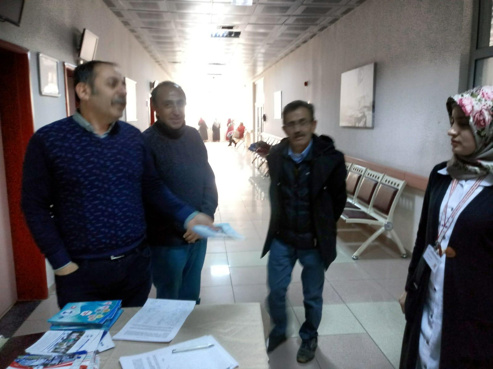 Ankara Şubemiz 3600 Ek Gösterge İçin İmza Kampanyasına Devam Ediyor