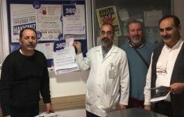 Ankara Şubemiz 3600 Ek Gösterge İçin İmza Kampanyası Başlattı