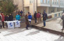 Ankara Şubemiz 3600 Ek Gösterge İçin Hacettepe Hastanesi'nde de İmza Kampanyası Başlattı