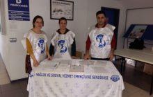 Bolu Şubemiz 3600 Ek Gösterge İçin İmza Kampanyası Başlattı