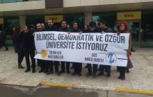 Diyarbakır: Bilimsel, Demokratik ve Özgür Bir Üniversite İstiyoruz