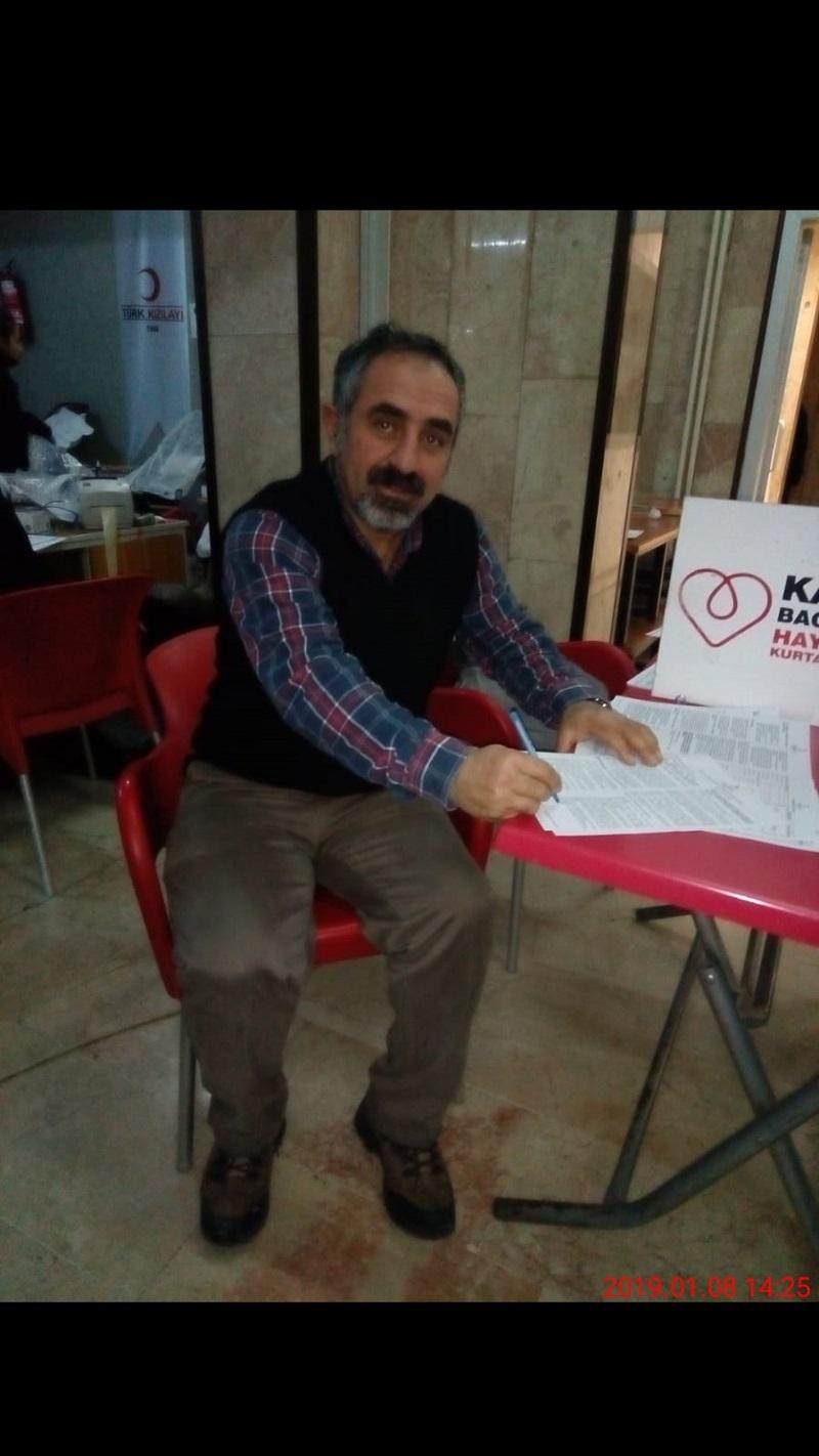 Malatya Şubemiz Öykü Arin ve Tüm Lösemili Çocuklar İçin Kök Hücre Bağışında Bulundu