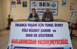 Mersin Şubemiz de 3600 Ek Gösterge Kampanyasını Başlattı