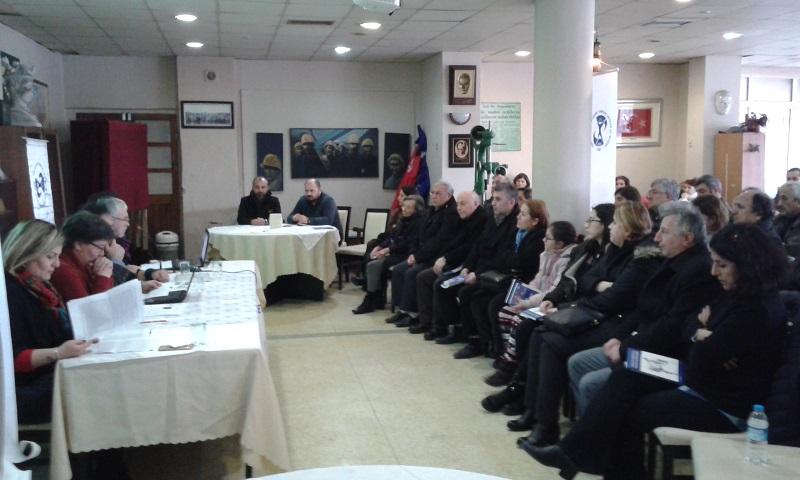 Zonguldak Şubemiz Kitap Tanıtım ve Söyleşi Etkinliği Düzenledi