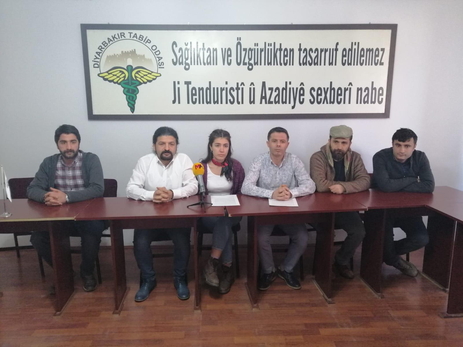 Diyarbakır: Anadilde Sağlık Hizmeti Meşru Bir Haktır