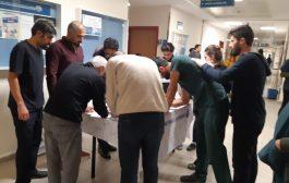 Mardin Şubemizden de 3600 Ek Gösterge Talebi İçin İmza Kampanyası