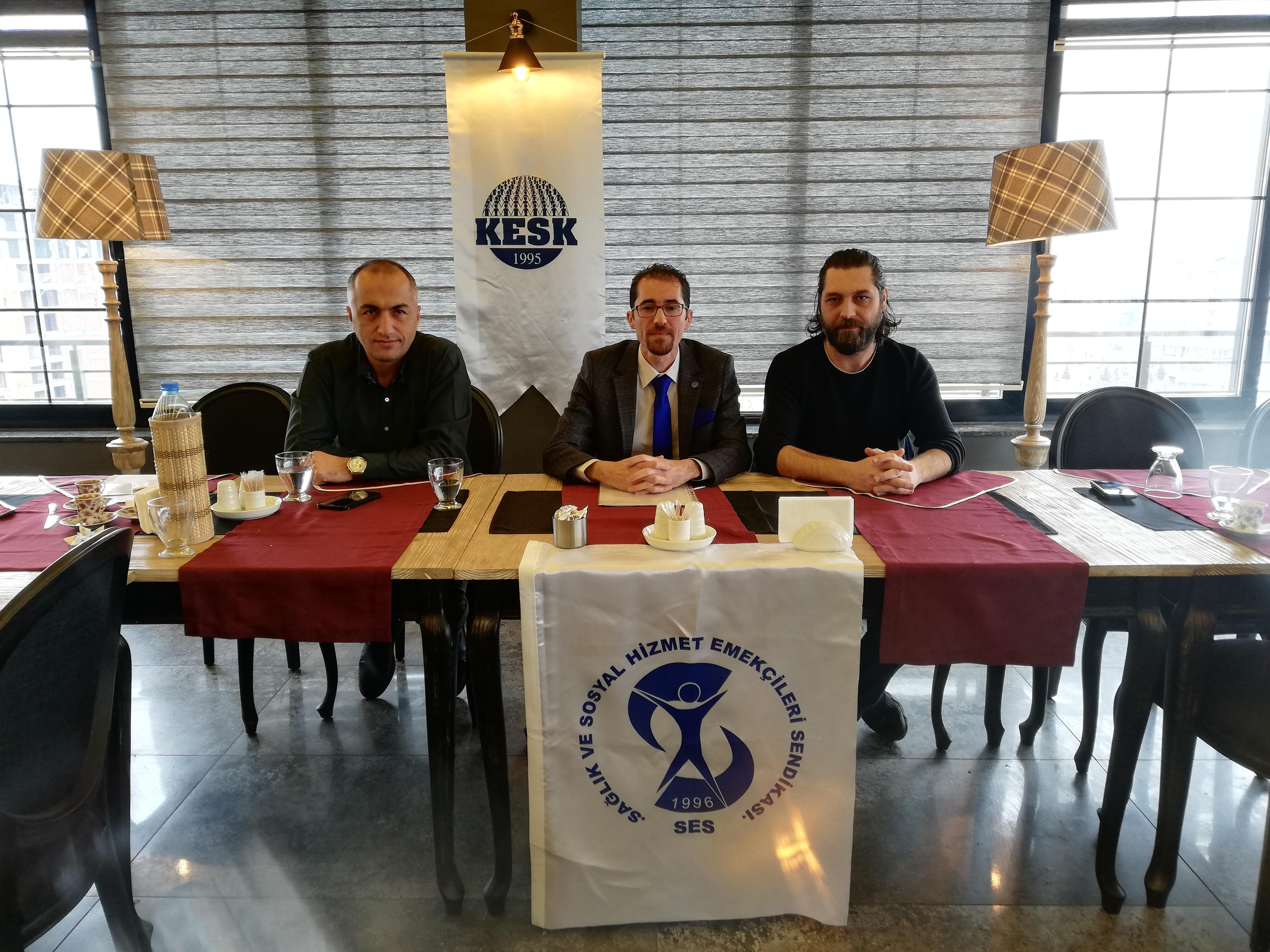 Sivas Şubemiz 3600 Ek Gösterge Kampanyası Hakkında Bilgilendirme Yaptı